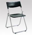 R-C56 折りタタミ椅子(屋外用) ブラック