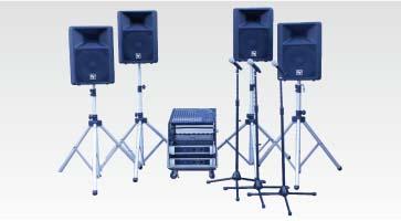AVL-A12 音響セット(大)