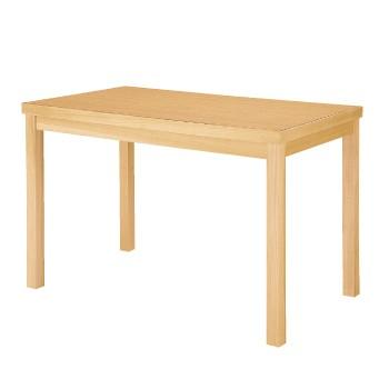 C-T10NA テーブル ナチュラル W1200・D750・H700