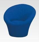D-C15BL リラックスチェア ブルー