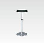 R-T200BAJ カフェテーブル Ф500・H670-970