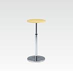 R-T200NAJ カフェテーブル Ф500・H670-970