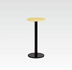 R-T200NB10 カフェテーブル Φ500・H1000