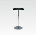 R-T201BAJ カフェテーブル Ф600 H670-970
