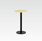 R-T201NB10 カフェテーブル Φ600・H1000