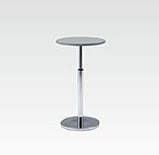 R-T201SAJ カフェテーブル Ф600 H670-970