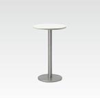 R-T201WS10 カフェテーブル Φ600・H1000