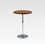 R-T202DAJ カフェテーブル Ф750 H670-970