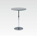 R-T202SAJ カフェテーブル Ф750 H670-970