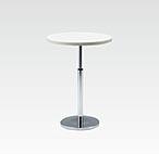 R-T202WAJ カフェテーブル Ф750 H670-970