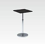 R-T301BAJ カフェテーブル 600角・H670-970