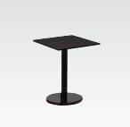 R-T301BB7 カフェテーブル 600角・H700