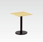 R-T301NB7 カフェテーブル 600角・H700
