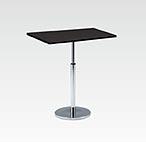 R-T305BAJ カフェテーブル W750・D450・H670-970