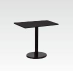 R-T305BB7 カフェテーブル 750x450・H700