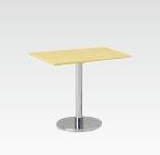 R-T305NC7 カフェテーブル 750x450・H700