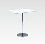 R-T305WAJ カフェテーブル W750・D450・H670-970