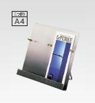 S-21 卓上リーフレットスタンド A4 3つ折りサイズ