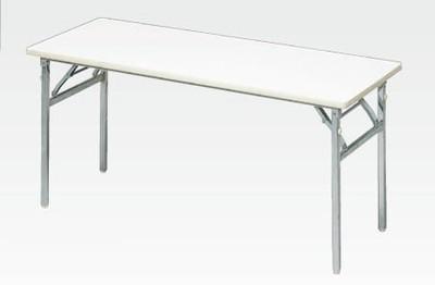 R-T10A 会議用テーブル 白 W900・D450・H700